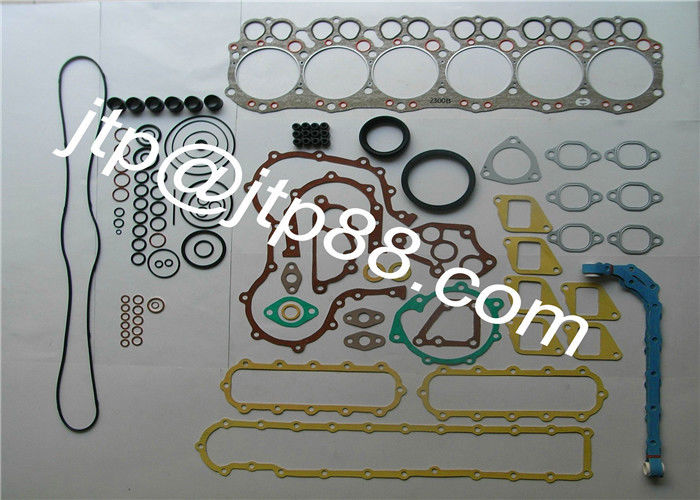 Excavator Parts Eh700 Cylinder Head Gasket For Bus / Overhauling Full Gasket Kit